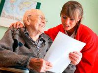 Wie ein Gutachten im Pflegefall abl�uft