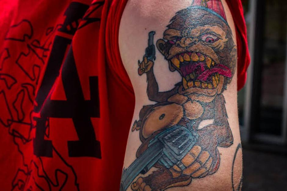 Das geht unter die Haut: Tattoos in Freiburg (Foto: Carlotta Huber)