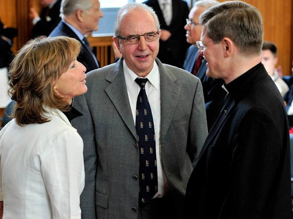 Margot Selz, Viktor Vanberg und der Erzbischof