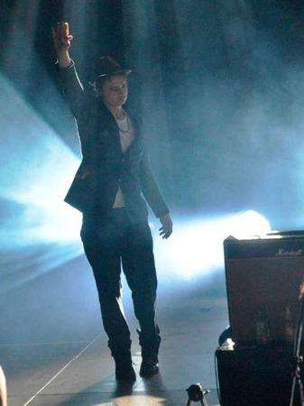 Gebrochener Mann, Sänger mit großer Strahlkraft: Pete Doherty.