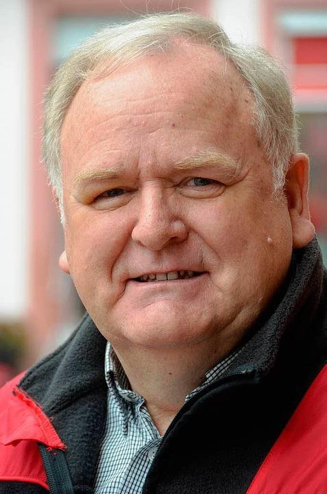 Werner Störk    Foto: André Hönig