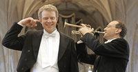 Bernhard Kratzer und Paul Theis in Todtmoos