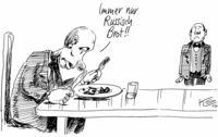 Die Sanktionen greifen...