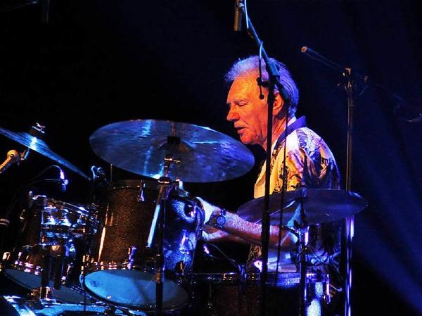 """Canned Heat-Drummer Adolfo """"Fito"""" de la Para."""