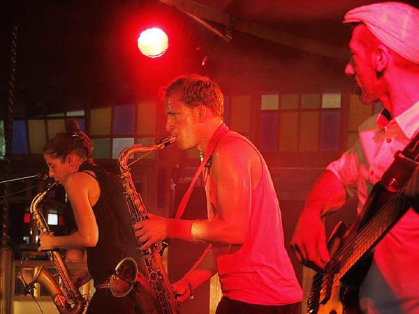 Für Steffi Schimmer, Krischan Lukanow und Daniel Verdier von Äl Jawala ist ein Auftritt beim ZMF ein Heimspiel.