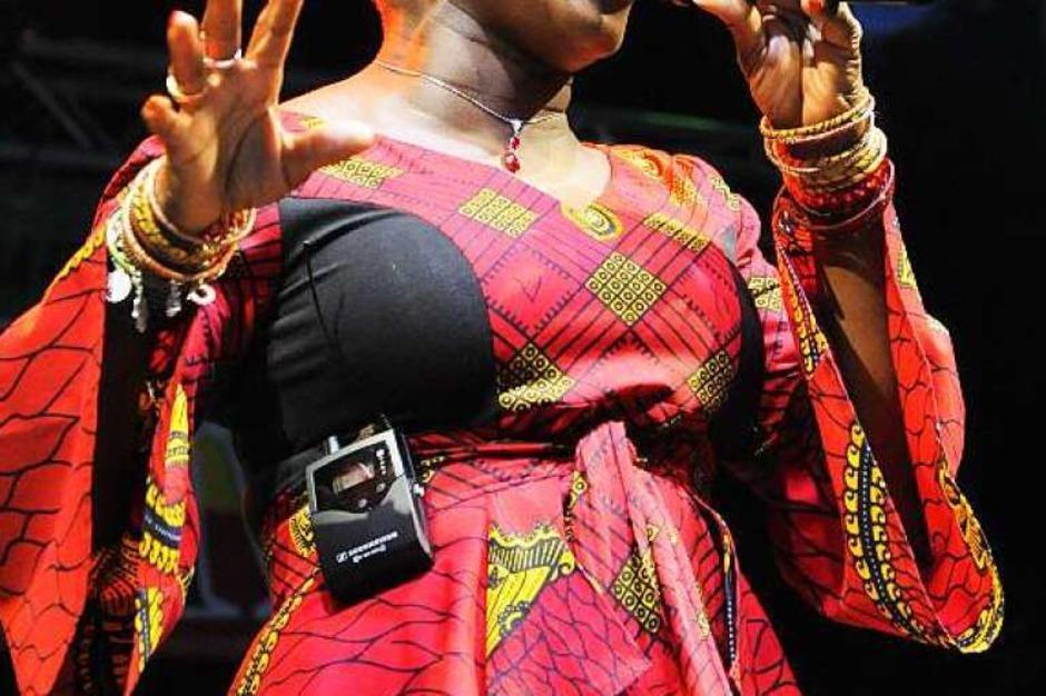 Tag 3: Angelique Kidjo (Foto: Markus Zimmermann)