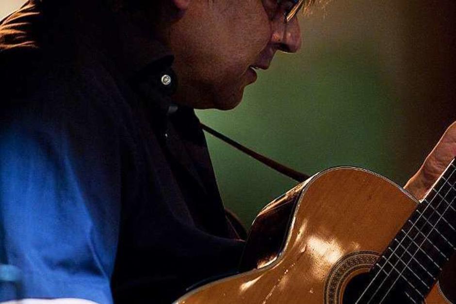 Axel Prahl und das Inselorchester beim ZMF (Foto: Miroslav Dakov, Miroslav Dakov)