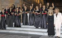 Chor und Organistin als Klangzauberer bei den Domkonzerten