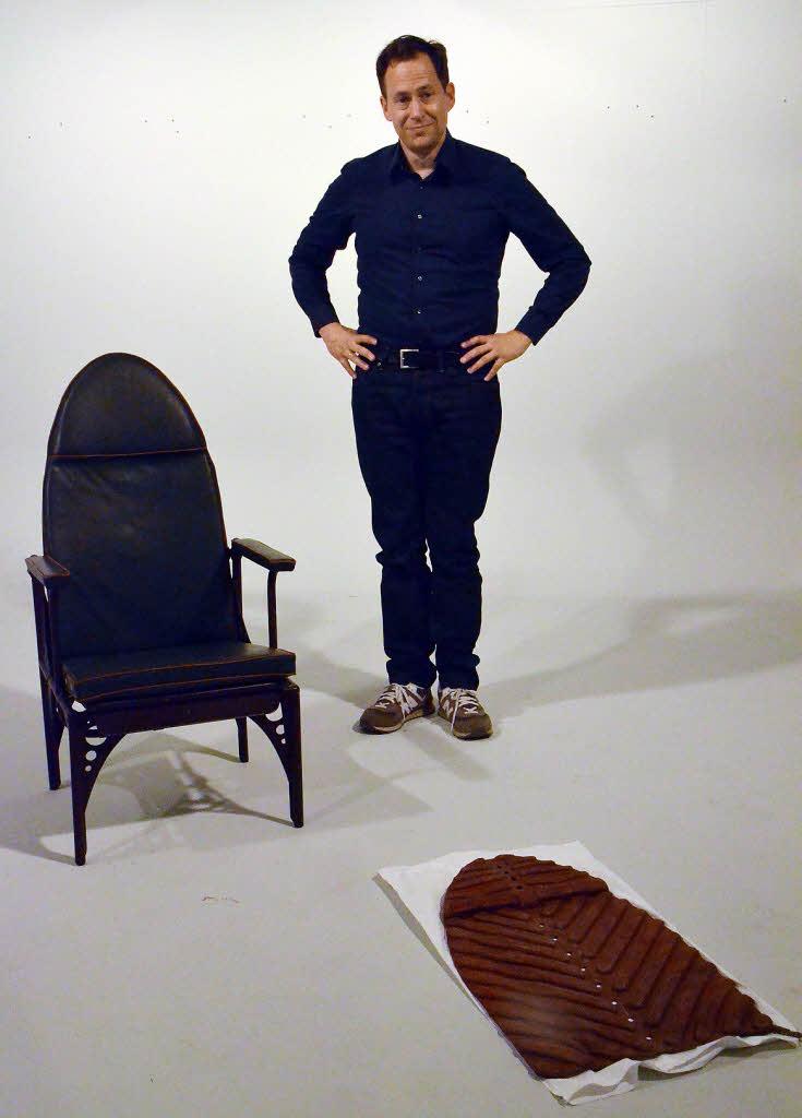 ein wohnzimmersessel im flugzeug weil am rhein badische zeitung. Black Bedroom Furniture Sets. Home Design Ideas