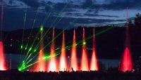 Aquatique Show in Titisee: Wasser als Hypnose