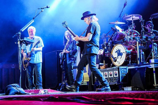 Der Rock lebt- Neil Young & Crazy Horse in Colmar