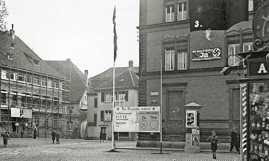 Bz Tipp S 228 Ckingen 1933 1945 Badische Zeitung Bad