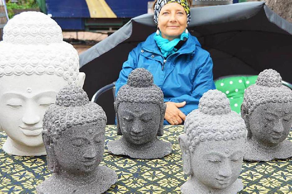 Impressionen vom Markttag in Ehrenstetten (Foto: Andrea gallien)