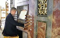 Orgelkonzert von Professor Bruno Oberhammer in St. Blasien