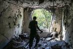Fotos: Krise in der Ukraine – Flucht und Zerst�rung