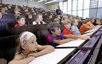 """Kinder-Vorlesung: """"Wie klein ist klein? Was so alles durch die Luft schwirrt"""""""