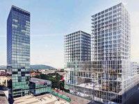 Basler Messeplatz soll eine Hochhäuserschlucht bekommen