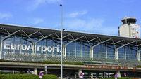 Streit zwischen franz�sicher und schweizer Seite beim Euro-Airport