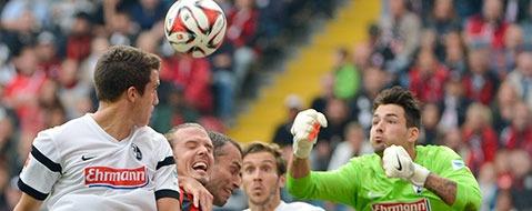 Niederlage am Main: Freiburg verliert 0:1 in Frankfurt