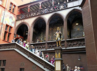 Basler feiern das 500-jährige Bestehen ihres Rathauses