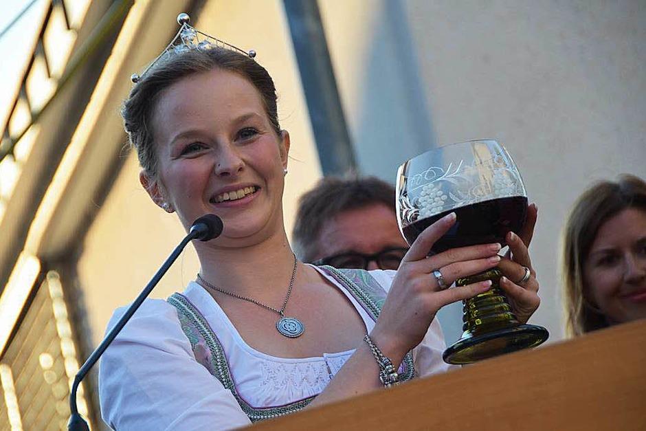 Ob Winzersekt oder Wein – Hauptsache vom Batzenberg. (Foto: Kugler (3),  Blum (2) Donner (5))