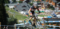Markus Bauer schafft den 21. Platz beim Mountainbike-Weltcup