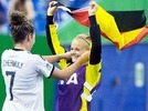 U-20-Weltmeisterinnen sind zur�ck im Land