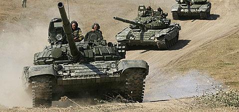Nato: Mehr als 1000 russische Soldaten in der Ukraine