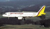 Flugzeuge von Germanwings bleiben auf dem Boden