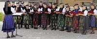 Landfrauenchor singt in St. Märgen