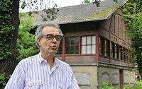 Auf dem alten DMC-Areal in Mulhouse wachsen Seerosen und postindustrielle Visionen