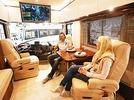 Caravan Salon: Touren im Luxusmobil