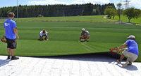 Sportplatzfest in Friedenweiler: Fußball, Party, Gottesdienst