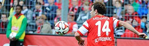 SC Freiburg holt 1 Punkt - Mehmedi vergibt Sieg