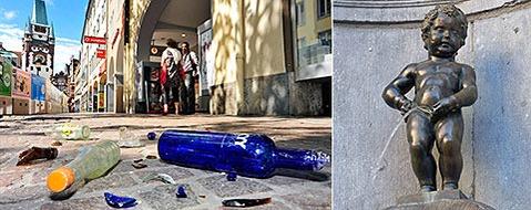 Freiburger Innenstadt: Anwohner klagen �ber Wildpinkler