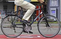 Mehr Sicherheit f�r Radfahrer