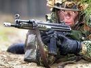 Deutsche Waffen f�r Kurden im Nord-Irak