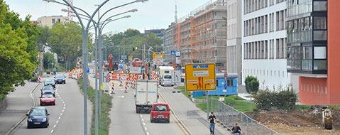 Wie die neue Tram den Freiburger Westen ver�ndert