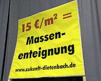 Wie weit w�chst Freiburg noch?