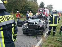 T�dlicher Verkehrsunfall zwischen Merdingen und Ihringen
