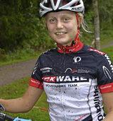Mountainbike-Talente enteilen Konkurrenz