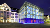 Das Karlsruher ZKM feiert sein 25-j�hriges Bestehen