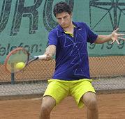 Eine Woche lang Tennis satt