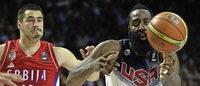 Weltmeister USA auch ohne Superstars in Galaform