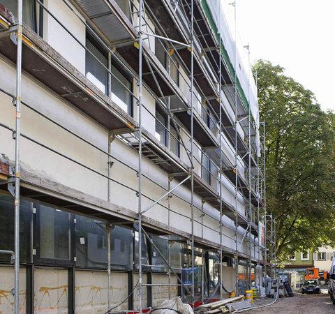 Waldkirch sanierungsgebiet niedertor baufortschritt am for Design hotel waldkirch