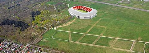 Neues SC-Stadion: B�rgerentscheid am 1. Februar geplant