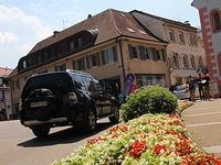 In Bad Krozingen gibt es kaum Durchgangsverkehr