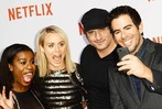 Fotos: Streaming-Dienst Netflix feiert Premiere in Berlin