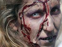Fotos: Zombie-Walk in Straßburg