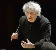 Live im Kino: Sir Simon und die Berliner Philharmoniker